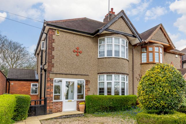 Thumbnail Semi-detached house for sale in Greenfield Avenue, Northampton, Northampton