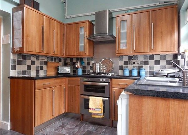 Thumbnail Terraced house for sale in Bishop Street, Abertillery