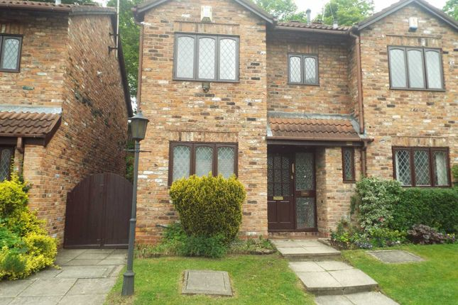 Thumbnail Mews house to rent in Cadogan Place, Upper Park Road, Salford
