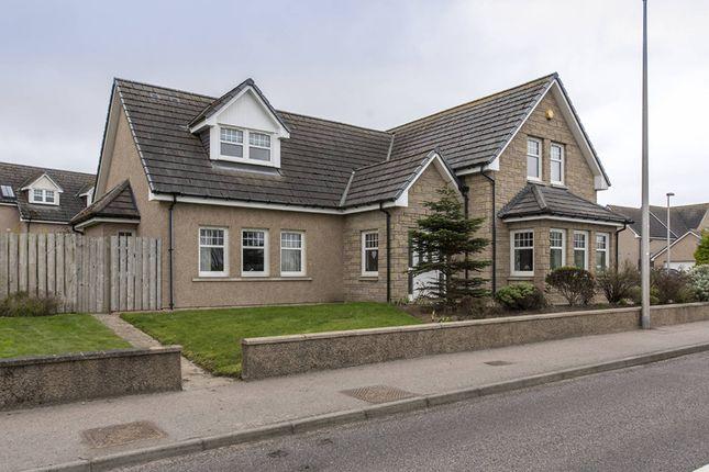 Thumbnail Detached house for sale in Bridge Gardens, Newburgh, Ellon