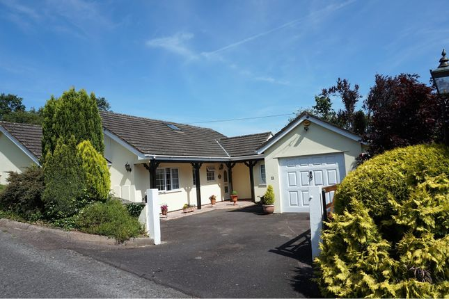 Thumbnail Detached house for sale in Castlebar Close, Tiverton