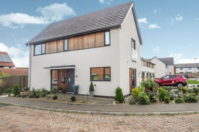 Thumbnail Detached house for sale in Saddlers Drive, Watton, Thetford