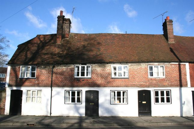 Thumbnail Terraced house to rent in High Street, Westerham