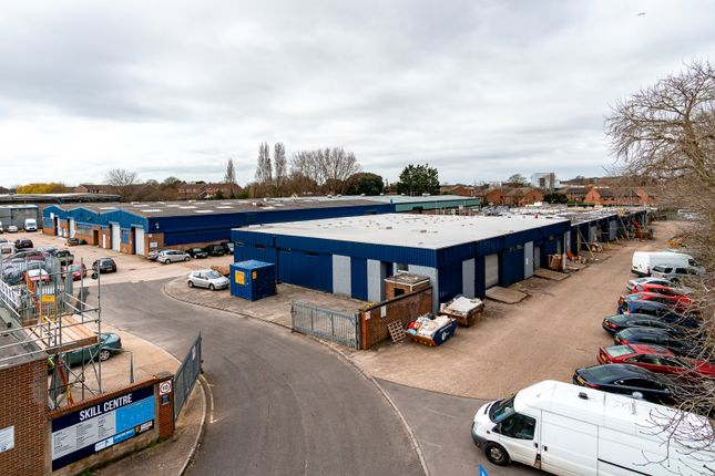 Thumbnail Industrial to let in Blocks A & D, Skills Centre, Limberline Spur, Portsmouth