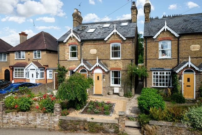 Thumbnail Semi-detached house to rent in High Street, Rickmansworth