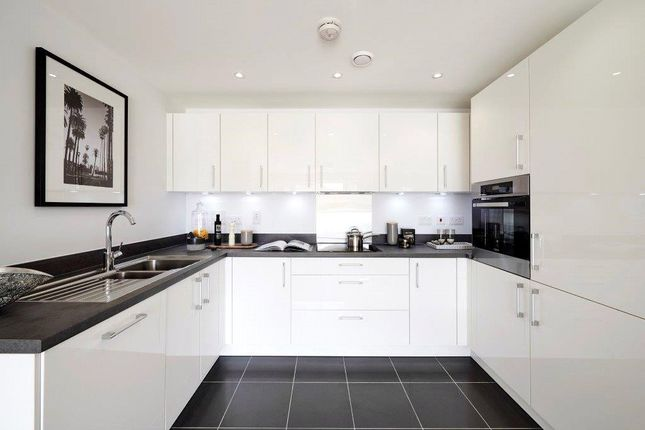 Thumbnail Flat for sale in Aylsham Drive, Ickenham, Uxbridge, Middlesex