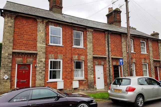 Thumbnail Terraced house for sale in Back Street, Ashwell, Ashwell