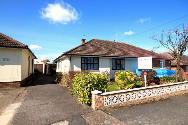 Thumbnail Semi-detached bungalow for sale in Edinburgh Gardens, Braintree