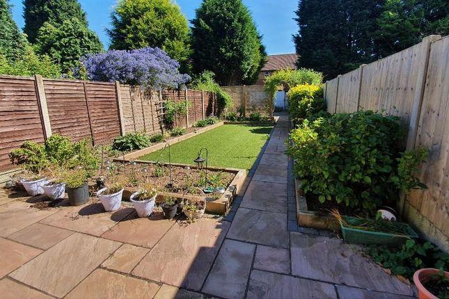 Rear Garden  of Uplands, Stoke, Coventry CV2