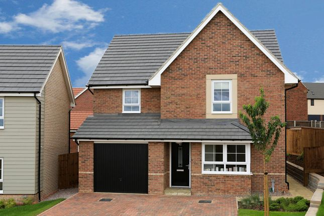 """Thumbnail Detached house for sale in """"Kennington"""" at Eastfield Road, Wellingborough"""