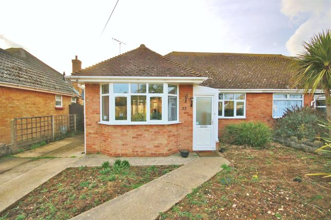 Thumbnail Semi-detached bungalow for sale in Village Way, Kirby Cross, Frinton-On-Sea