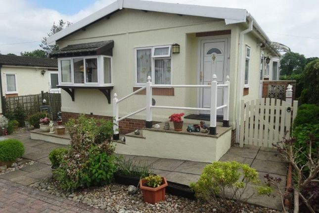 Thumbnail Mobile/park home for sale in Forest Lea, Coopers Road, Christchurch, Coleford