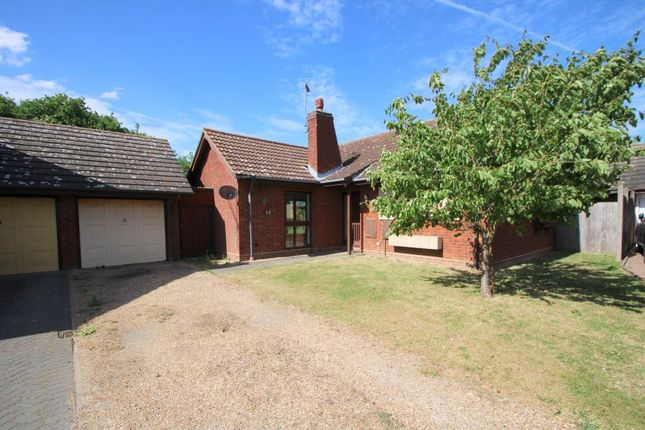 Thumbnail Detached bungalow for sale in Longacres Hanover Square, Feering, Colchester
