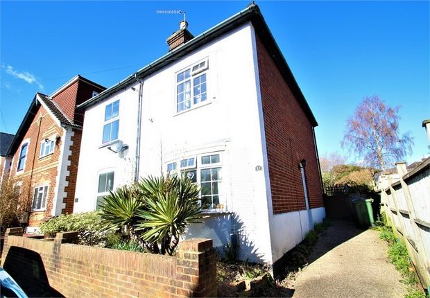 2 bed semi-detached house for sale in Weyside Road, Guildford, Surrey GU1