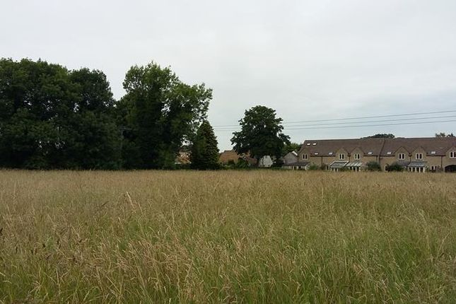 Thumbnail Land for sale in Land At Moor Lane, Fairford, Gloucestershire