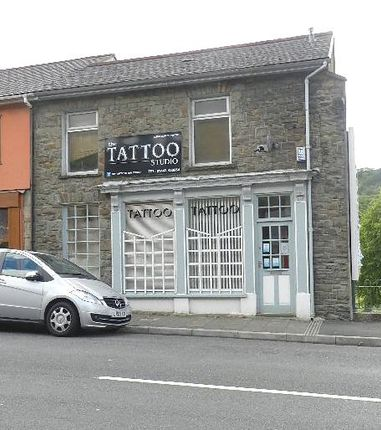 Retail premises for sale in Llewellyn Street, Pentre