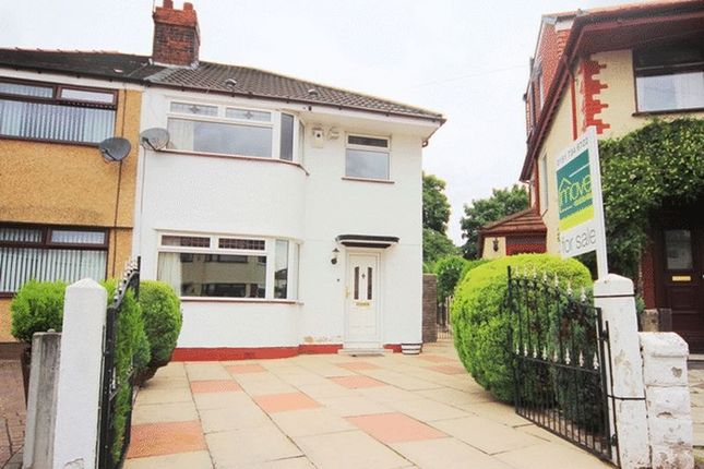 3 bed semi-detached house for sale in Wayville Close, Mossely Hill, Liverpool