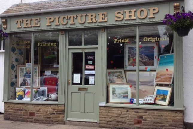 Thumbnail Commercial property for sale in Pall Mall, Chorley