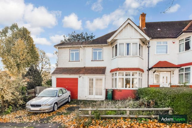 Thumbnail End terrace house for sale in Mayfield Avenue, North Finchley