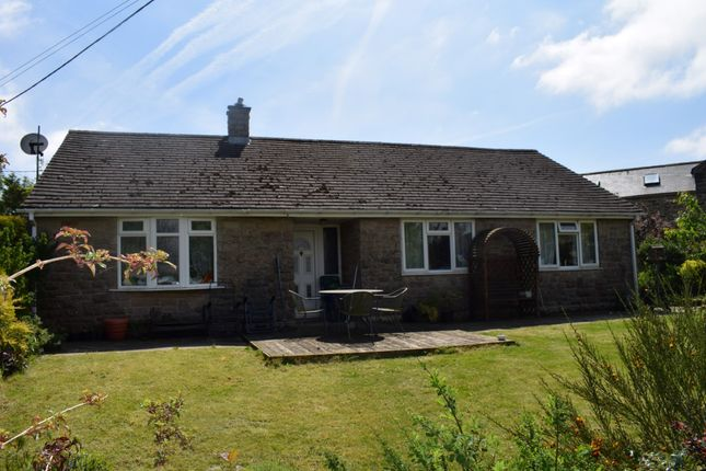 Thumbnail Detached bungalow for sale in Wigley, Chesterfield
