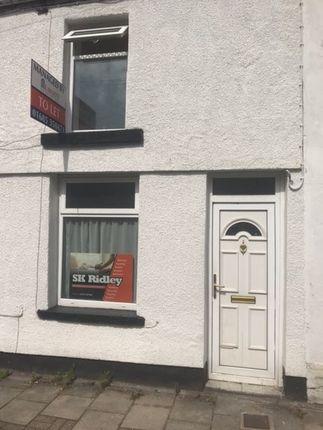 Thumbnail Terraced house to rent in Wyndham Street, Troedyrhiw, Merthyr Tydfil