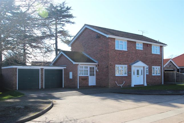 Thumbnail Detached house for sale in Rockledge, Nightingale Way, Great Clacton