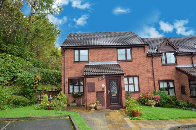 Thumbnail Flat for sale in Willow Tree Drive, Barnt Green, Birmingham