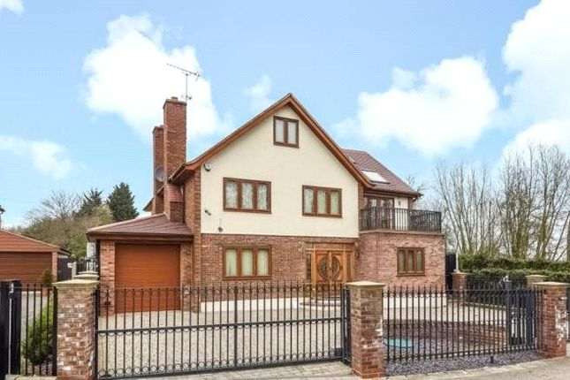 Thumbnail Detached house for sale in Pudding Lane, Chigwell, Essex