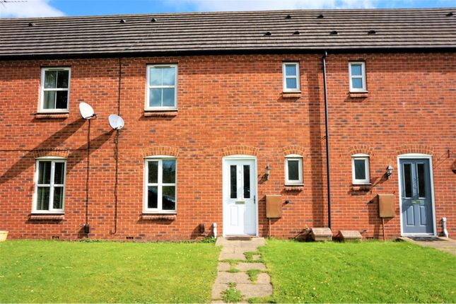Thumbnail Terraced house for sale in Bridgeside Close, Walsall