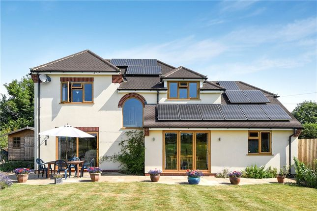 Thumbnail Detached house for sale in West Street, Fontmell Magna, Shaftesbury, Dorset