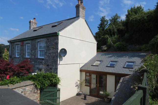 Thumbnail Detached house for sale in Blowing House Lane, St Austell, St Austell