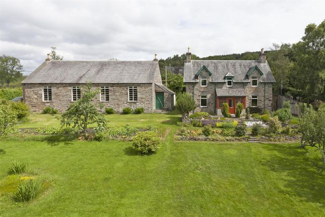 Thumbnail Detached house for sale in Borrowstoun, Tulliemet, Ballinluig