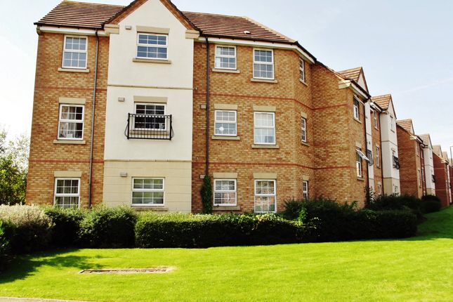 Thumbnail Flat to rent in Gillquart Way, Parkside, Coventry