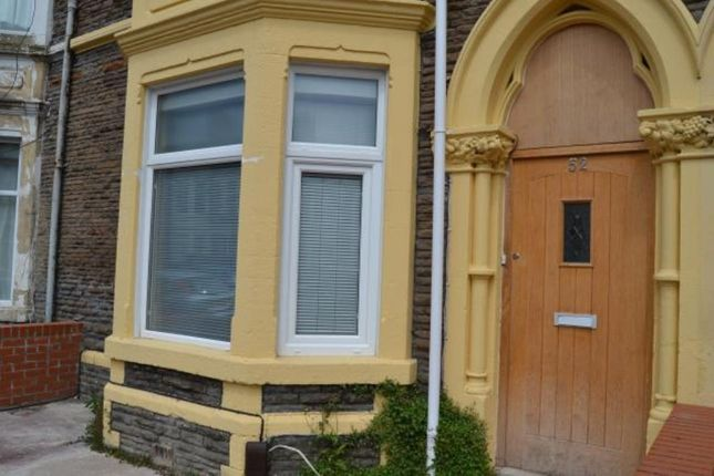 Thumbnail Shared accommodation to rent in 52, Colum Road, Cathays, Cardiff, South Wales