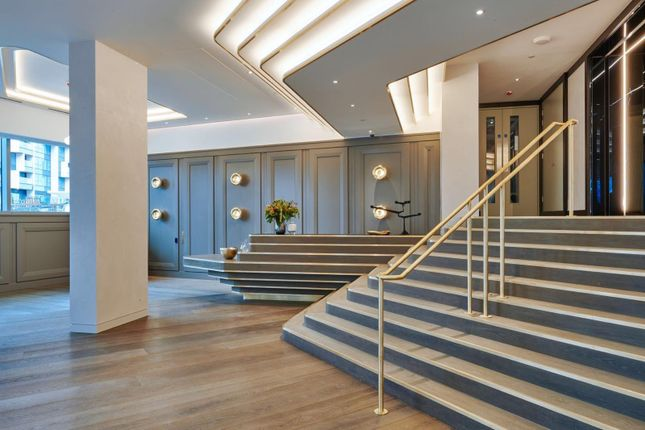 Concierge of Cutter Lane, London SE10