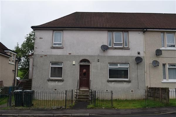 Thumbnail Flat for sale in Gilfoot, Newmilns