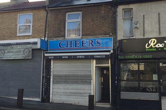 Thumbnail Retail premises to let in 152 Plumstead Common Road, London