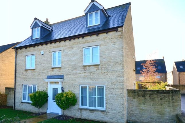 Thumbnail Detached house to rent in Bluebell Way, Carterton