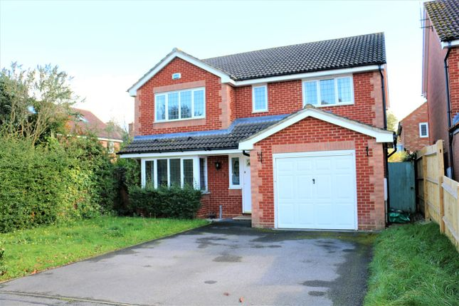 Thumbnail Detached house for sale in The Smithy, Bramley, Tadley