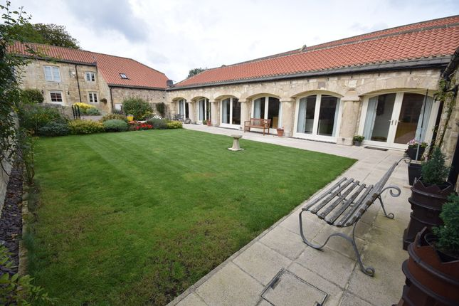 Thumbnail Barn conversion for sale in Barnsley Road, Marr, Doncaster