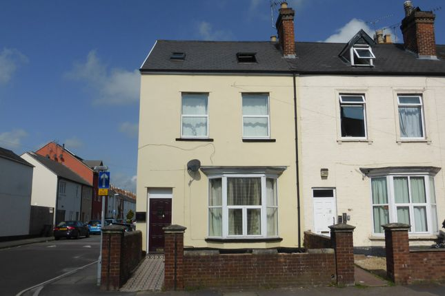 Thumbnail Maisonette to rent in Cheddon Road, Taunton