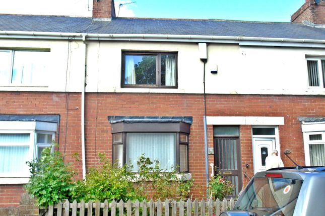 Thumbnail Terraced house for sale in Stanley Terrace, Thornley, Durham