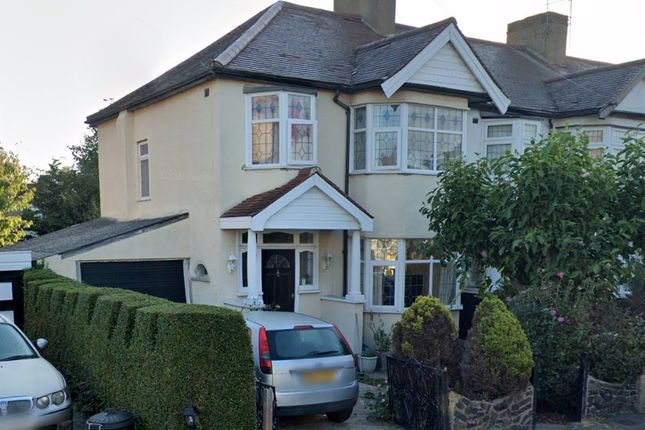 Thumbnail Semi-detached house to rent in Rosedene Gardens, Ilford