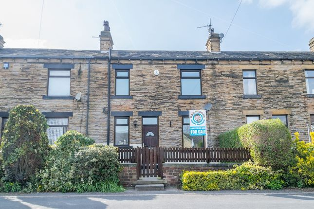 Thumbnail 3 bed terraced house for sale in West Terrace, Gildersome