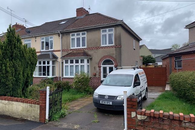 3 bed end terrace house for sale in Station Road, Kingswood, Bristol BS15