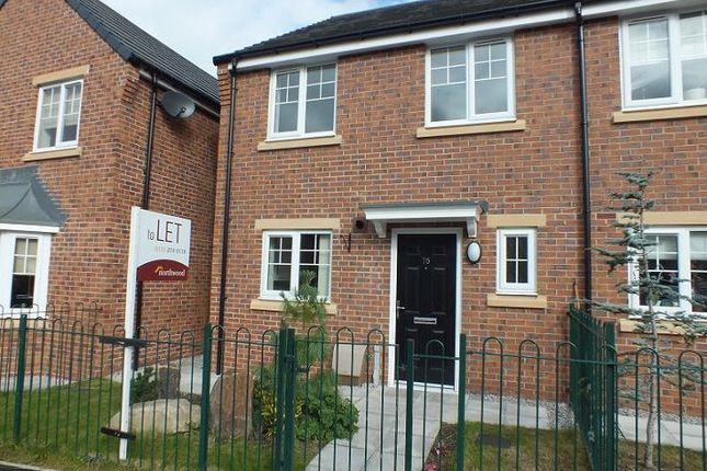 Thumbnail Semi-detached house to rent in Strothers Road, High Spen, Rowlands Gill