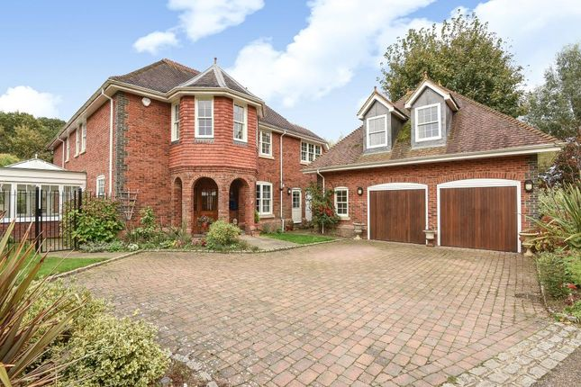 Thumbnail Detached house for sale in Gorse Lane, Chobham