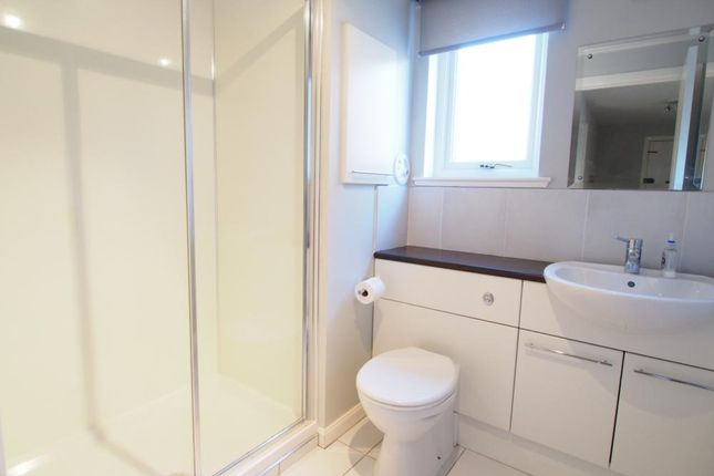 Shower Room of Belgrave Mansions, Aberdeen AB25