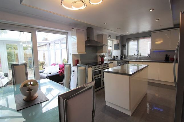 Thumbnail Detached house for sale in Higher Lomax Lane, Heywood