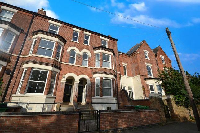Thumbnail Flat to rent in Larkdale Street, Nottingham